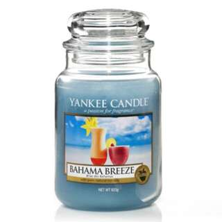 Yankee Candle - Bahamas Breeze, Pink Sand & others