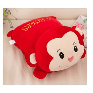 Cartoon Blanket (Cushion Pillow)