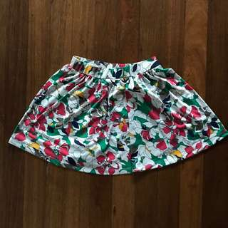 Never Been Used Floral Skirt