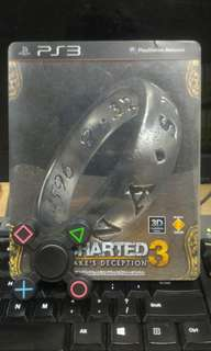[PS 3] Uncharted 3 - Drakes Deception Steelbox Edition