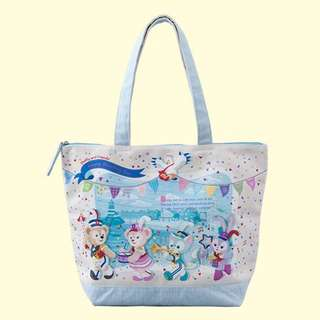 [PO] Duffy And Friends Tokyo Disney Sea Totebag