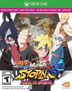Naruto shippuden storm 4 road to boruto