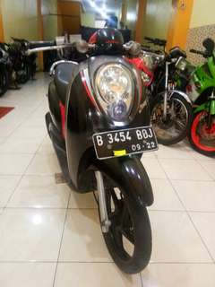 Honda Scoopy old th 2012