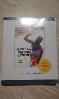Seeley's Anatomy and Physiology McGraw-Hill Regan et al 8th Edition