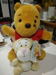 Pooh tigger bundle