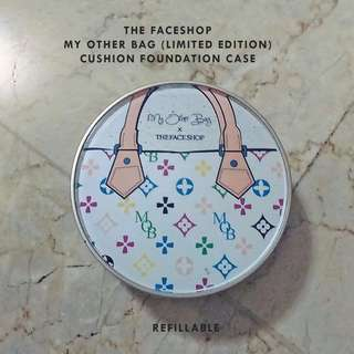 The Faceshop Limited Edition My Other Bag Cushion Case