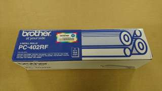 Brother pc-402rf /1卷
