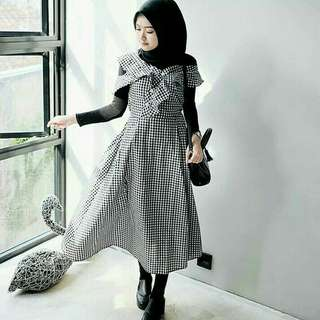 Baju hijab setelan