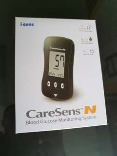 i-Sens CareSens N Blood Glucose Monitoring System