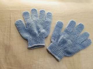 Sarung Tangan Mandi