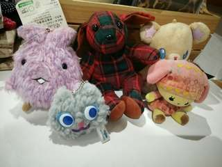 Bear bundles