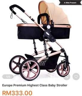 Baby pram