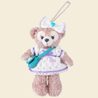 [PO] Shellie May Tokyo Disney Sea Cape Cod Plush Keychain