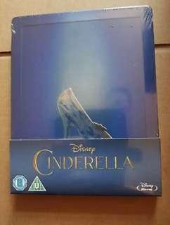 Cinderella (Blu Ray Steelbook)