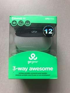 GoGear GPS2700藍牙無線擴音器