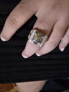 Sapphire  & Akar Bahar ring