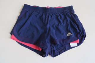BRAND NEW adidas 2-in-1 shorts