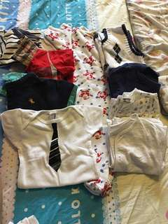Baby clothes set A