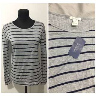 Forever 21 Striped Pulloverp
