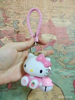 Hello Kitty Keychain imported from Japan