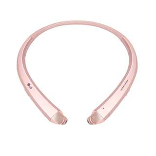 Promo!LG HBS-910 Tone Infinim Bluetooth Stereo Headset (Rose Gold)