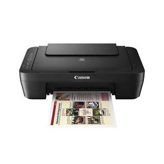 Brand New Canon AIO Printer Witeless MG3070s(sealed)