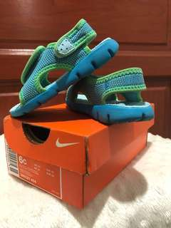 Nike Sunray Adjust 4 (Toddler)