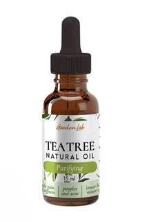 Tea Tree Natural Oil (Purifying)