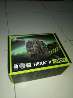 FSP HEXA+ II 500W