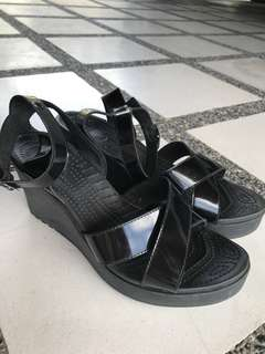 ‼️Repriced - Crocs Ankle Wedges