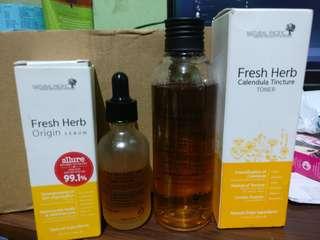 Natural Pacific Fresh Herb Bundle