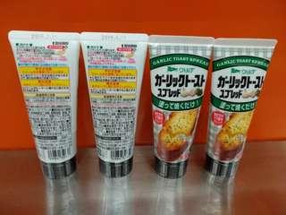 蒜蓉多士醬(日本直送) $35枝,2枝$65