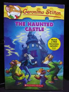 The Haunted Castle Geronimo Stilton