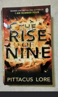 rise of nine book