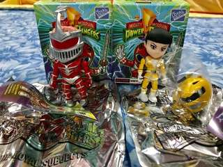 The Loyal Subjects Mighty Morphin Power Rangers Action Vinyls