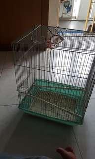 🚚 Bird cage
