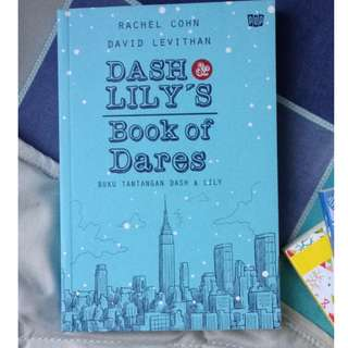 Novel Dash & Lily's Book of Dares