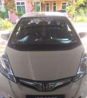 Honda Jazz Hybrid 1.4 Auto