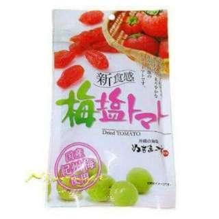 沖繩海鹽 蕃茄乾小食(梅味)