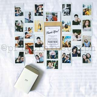 Instax Printing Service (LOWEST PRICE GUARANTEED!)