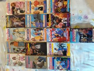 Nancy drew files (16 books)