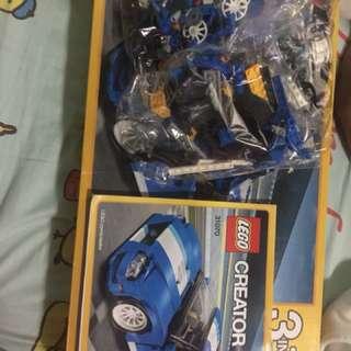 Lego rush brand new