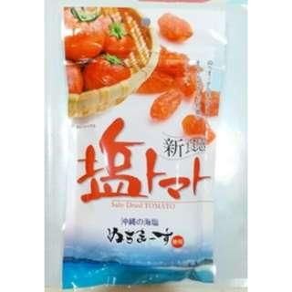 沖繩海鹽蕃茄乾小食