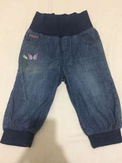 Girl's Denim Pants