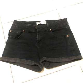 Cotton on black short