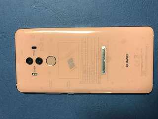 Huawei Mate 10 Pro Pink Good