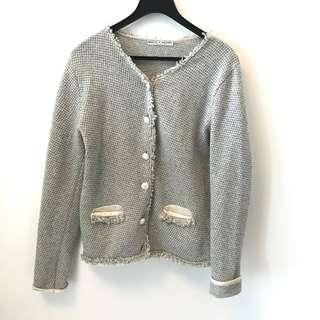 Daniel & Mayer wool cardigan jacket
