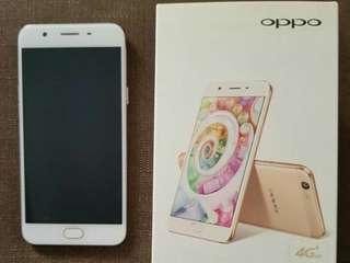 Oppo f1s new 4gb/64