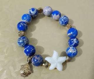 Starfishbracelet