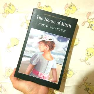 The House Of Mirth by Edith Wharton (ENG)